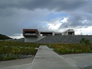 Hinze Dam - Visitor Center