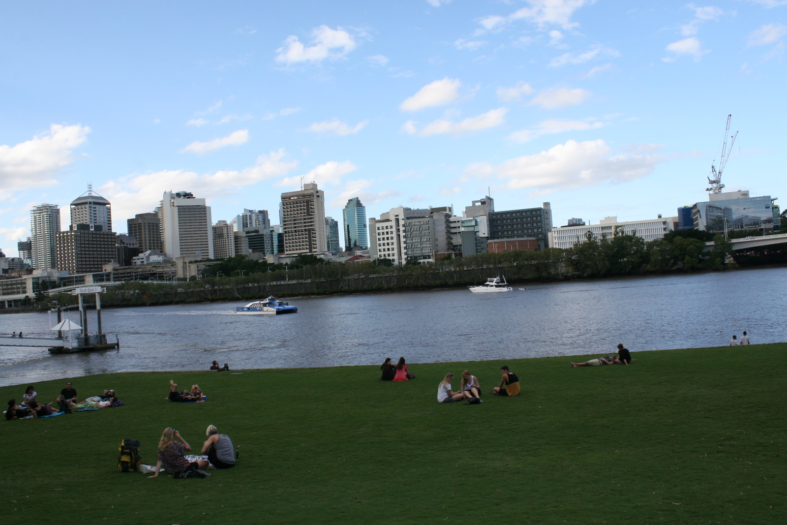 Dates of easter in Brisbane