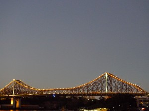 Temporary Closure of Story Bridge