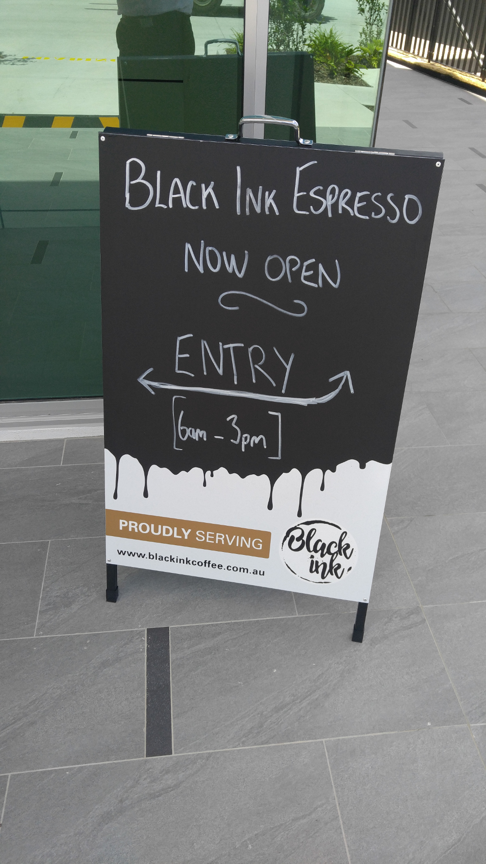 Black Ink Coffee