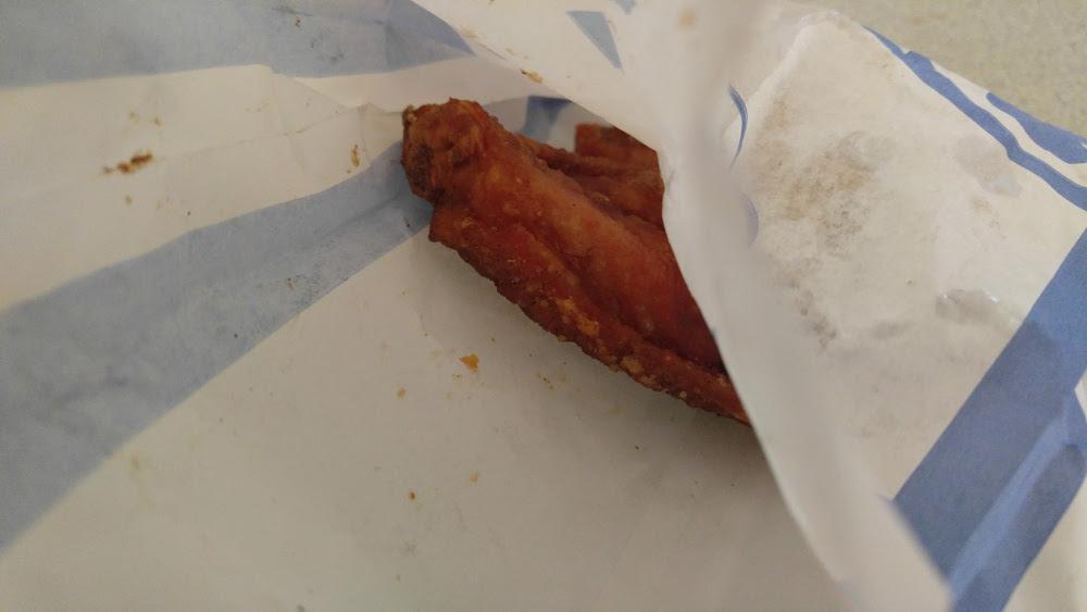 Chicken Wings@Chicken Breast@HOT Star Large fried chicken