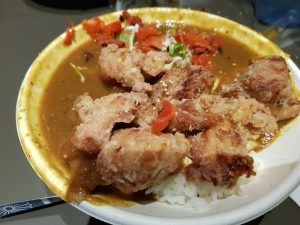 Chicken Curry@Aburi Kitchen