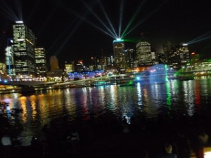 City of Lignts 2011 - Brisbane Festival