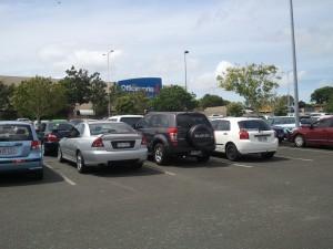Garden City Carpark