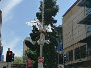 Angel @ Queen Street Mall