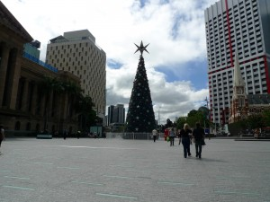 Christmas Tree @ St George Square