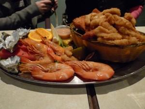Sea Platter - Huge!