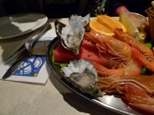 Sea Platter - Kapsali