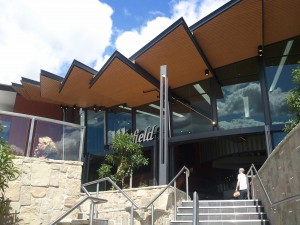 New Entrance - Westfield Carindale