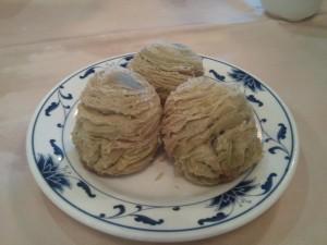 Sweet Potato Shortcake - Big Gun Restaurant
