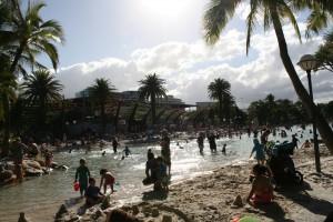 Inland Beach@Southbank