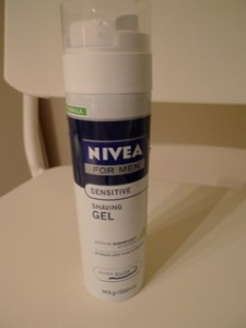 NIVEA Shaving GEL- 3 FOR 2 @ Coles