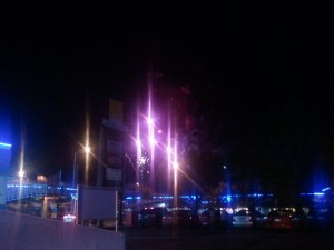 Fireworks@Sunnybank