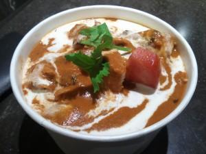 Butter Chicken @ Kanishk Indian Restaurant