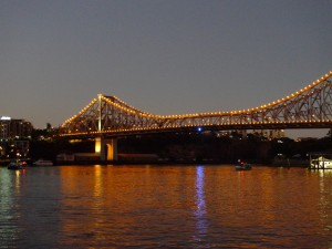 Story Bridge@Night