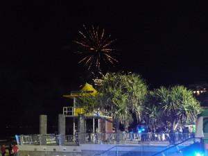 Fireworks@Surfers Paradise