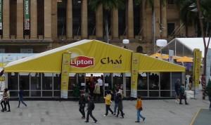 Lipton Tent @ Winter Festival