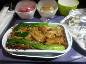Meal@Cathay Pacific