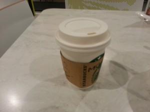 short cappuccino@starbucks