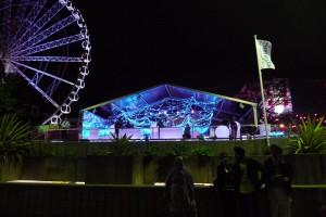 City of lights - Santos Lounge