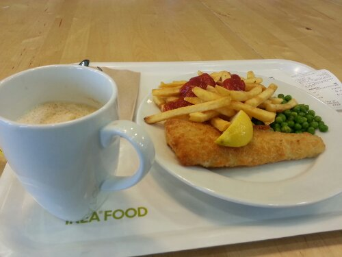 IKEA Fish & Chips