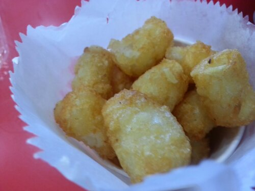 Potato gems@Springwood
