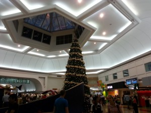 Christmas Shopping@Garden City