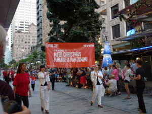 Christmas Parade 2012 @Queen Street Mall