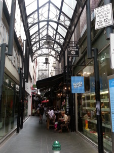 Melbourne – Iconic Laneways