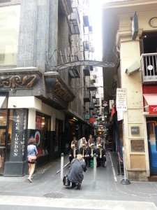 Events - Melbourne – Iconic Laneways