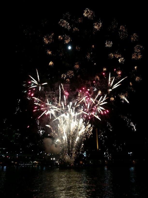 Firework 2013@Southbank
