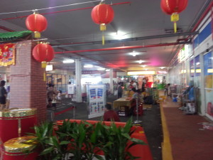 Welcome Chinese New Year Festival;