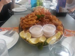Sea Platter@Kiss My Fish
