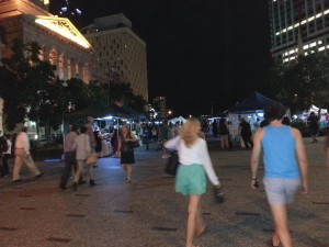 Handmade Product Market@King George Square