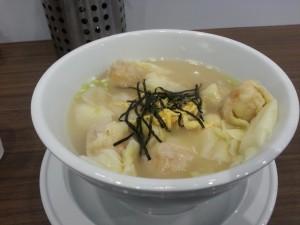 Hong Kong Style Wonton Noodle@Zen corner