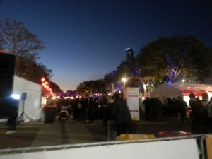Night Noodle Markets@Good Food Month