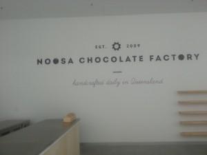 NOOSA Chocolate Factory