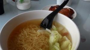 Good Value Deal Lunch Set @ Lok Fok Restaurant