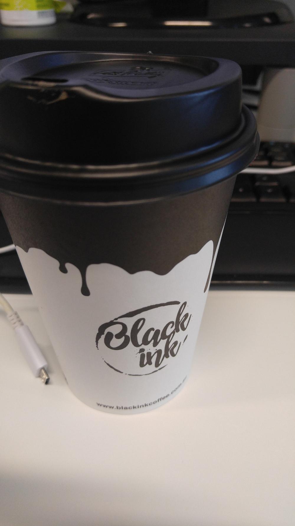 Black Ink Coffee