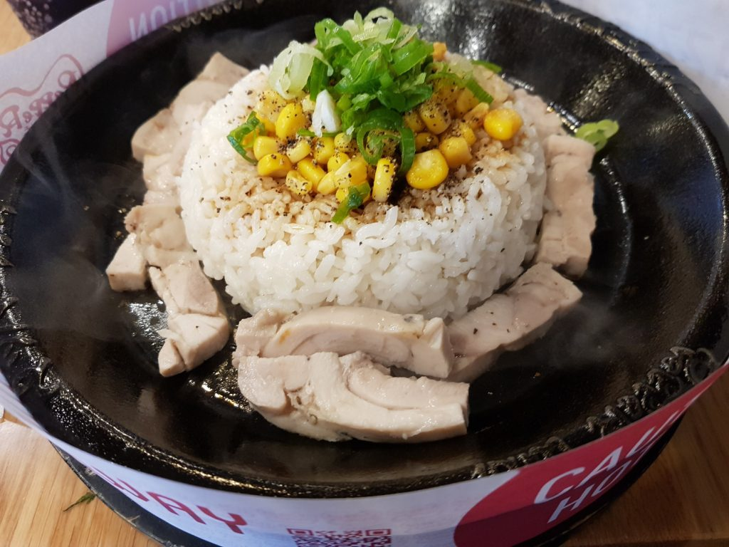 Pepper Rice (Classic Chicken)