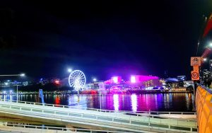 CELEBRATEBRISBANE RIVER OF LIGHT