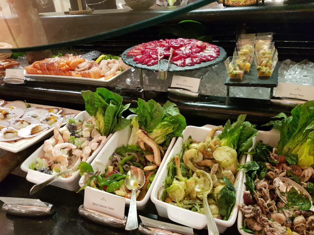 Palazzo Versace Gold Coast Hotel Seafood